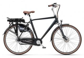 Batavus e-bike dames & heren óók lage opstap